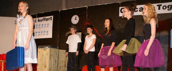 Musical med sang og musik til skolefesten