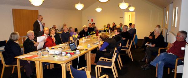 Foredrag om slægtsforskning i danske arkiver
