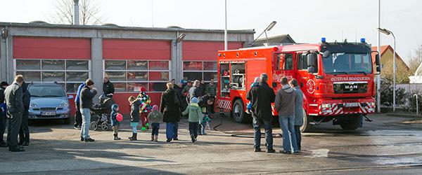 25 år med Falcks brandstation i Østervrå