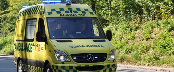 Region Nordjylland skal selv køre ambulancerne sammen med PreMed