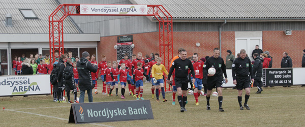 Super-Saturday på Sparekassen Vendsyssel Arena