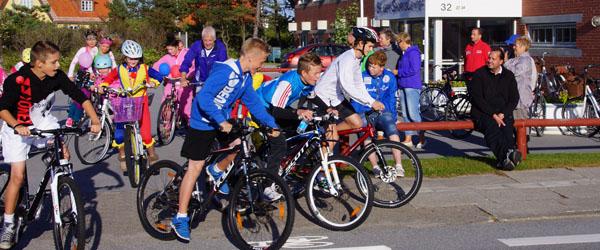 Støv cyklen af og deltag i kampen mod kræft
