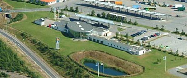 Ny spillehal i Trafikcenter Sæby Syd