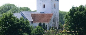 Albaek kirke