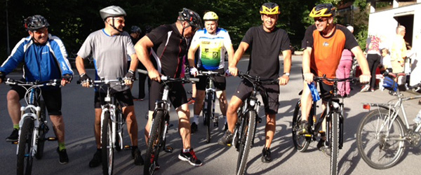 Sæby Motions Cykel Club holder inspirationsmøde