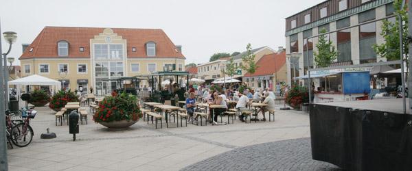 La Piazza åbner på Torvet i Sæby…