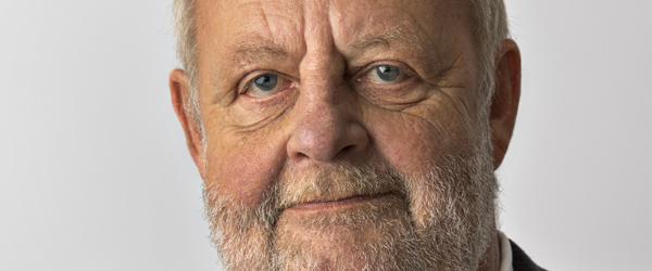 Jørgen Tousgaard siger farvel og tak