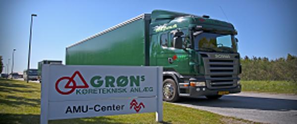 Fedeste en-dags træf på Grøn's køretekniske anlæg