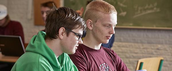 Færre unge søger ind på gymnasierne