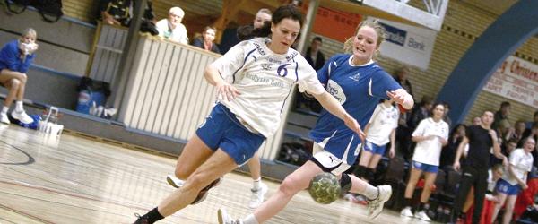 Sæby HK's 2 division damer tilbage i top 5