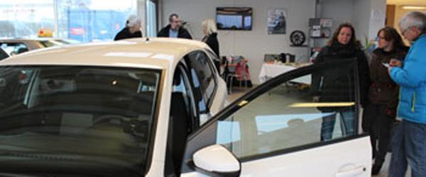 Option på leasing af biler til hjemmeplejen