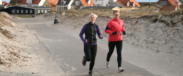 Borgmester Birgit Hansen starter løbet 24timervedhavet