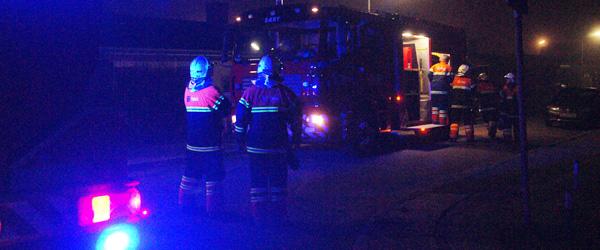 Røgalarm advarede beboere om brand
