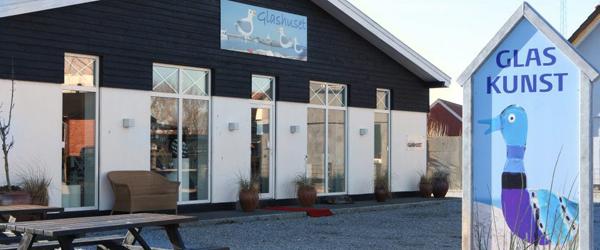 Glashuset i Sæby holder<br> kundeaften i november
