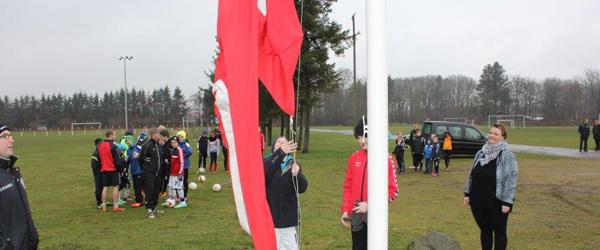 Voerså IFs fodboldungdom indledte sæsonen