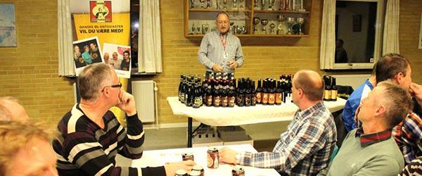 Ølsmagning skabte god stemning i Lyngså