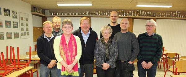 Stort frivilligt arbejde i Voerså Borgerforening