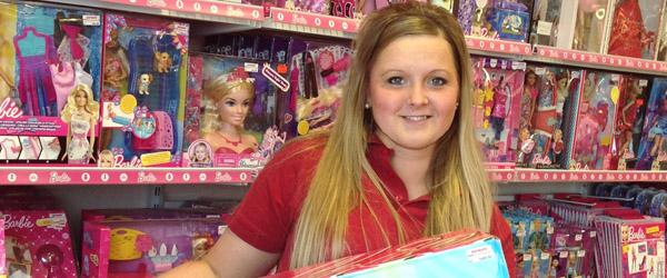 Lyngsåpige forbereder Barbiepromotion…