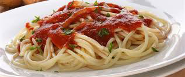 Spaghettigudstjeneste for små og store