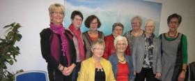 foto af bestyrelse 2014