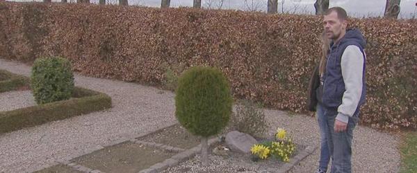 Jordiske rester flyttet uden samtykke fra de pårørende