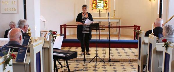 Visekoncert i Lyngså kirke St. Bededag