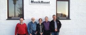 Musikkorps bestyrelse