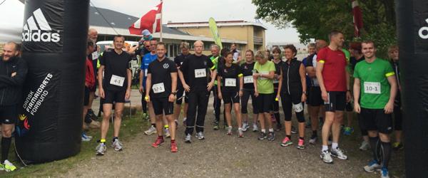 Bike & Run stafet i Sæby 2014<br>…