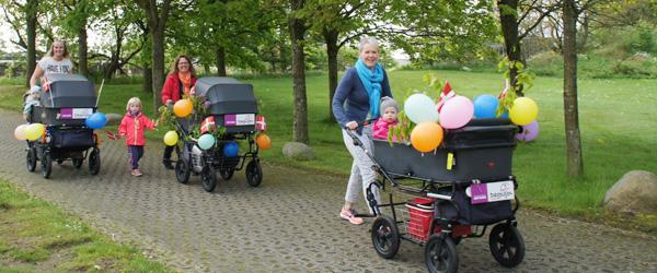 Dagplejens Dag blev også fejret i Sæby