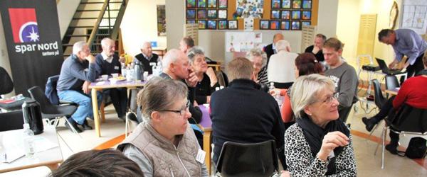 Stort borgermøde i Præstbro<br>…