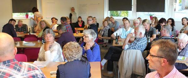 Positivt borgermøde i Præstbro<br>…