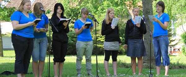 Forårskoncert med Sæby kirkekor i Sæby Kirke