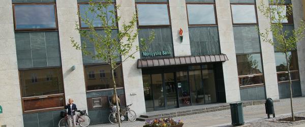 Resultatfremgang på 67 procent i Nordjyske Bank