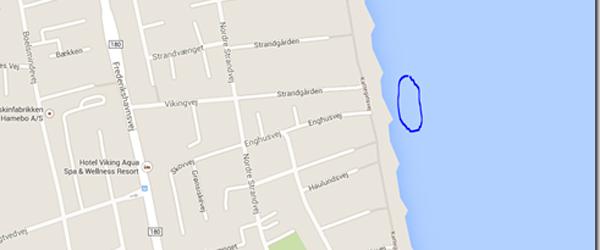 Åbning af Sæby Openwater banen