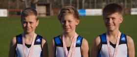 Springteam-DM-medaljer