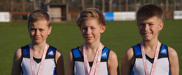 DM-medaljer til Springteam Nordjylland Elite