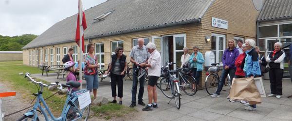 89 deltagere til Tour De Pedal 2014 i Sæby
