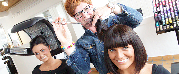 Salon Krop & Sjæl har fundet deres frisør