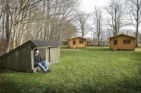 Shelters og campinghytter  copy