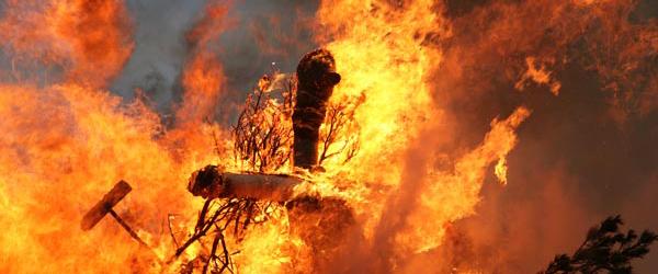 Regler og gode råd om afbrænding af Sankt Hans bålet