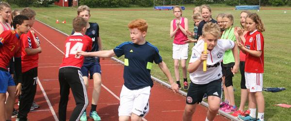 To klasser fra Sæbygaardskolen er klar til Skole OL finale