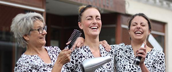 Nyt ansigt hos Berg Hairstyler i Sæby