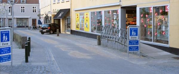 Midtbyen spærres af til cykelløb i 6 timer næste lørdag