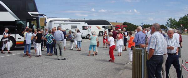 Ældre Sagens medlemmer nød turen til København