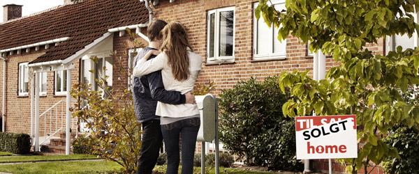Huspriserne overhaler lejlighedspriserne