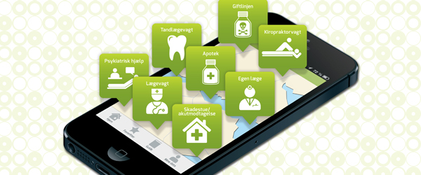 National akuthjælp-app fejrer 1 års fødselsdag