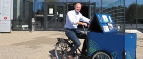 Mogens Brag cykel