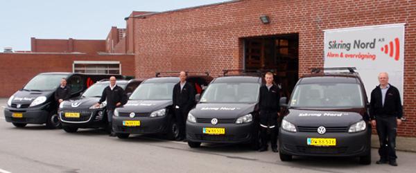 Sikring Nord opkøber PrimoTech Alarm & Videoteknik