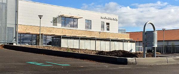 Erhvervslejekontrakt for Sundhedshus i Sæby