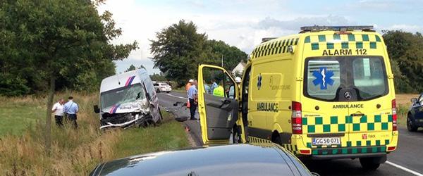 Ulykke Dybvad Taxa 600x250 Saebyavis Dk Lokale Nyheder Fra Saeby